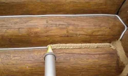 Какими особенностями отличается акриловый герметик для дерева