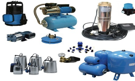 Unipump: оборудование для частных и коллективных водопроводных систем