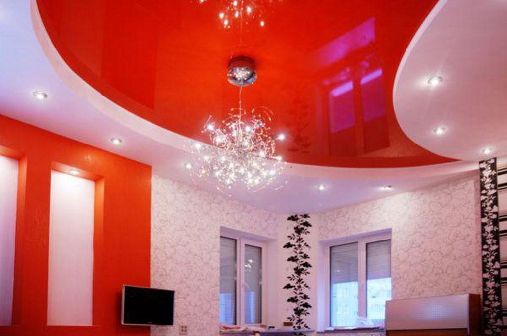 Для жителей Сургута нет проблемы заказать качественные натяжные потолки