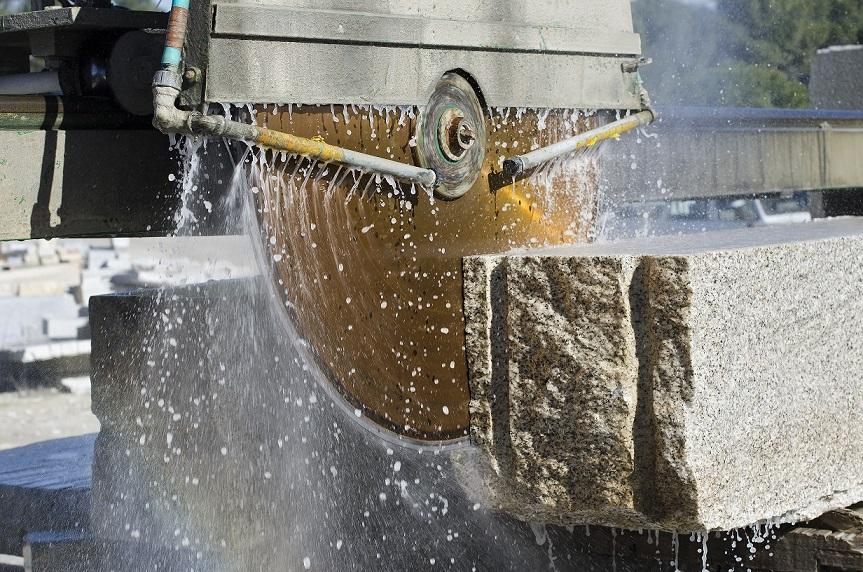Основные преимущества покупки оборудования для резки камня на diammarket.ru