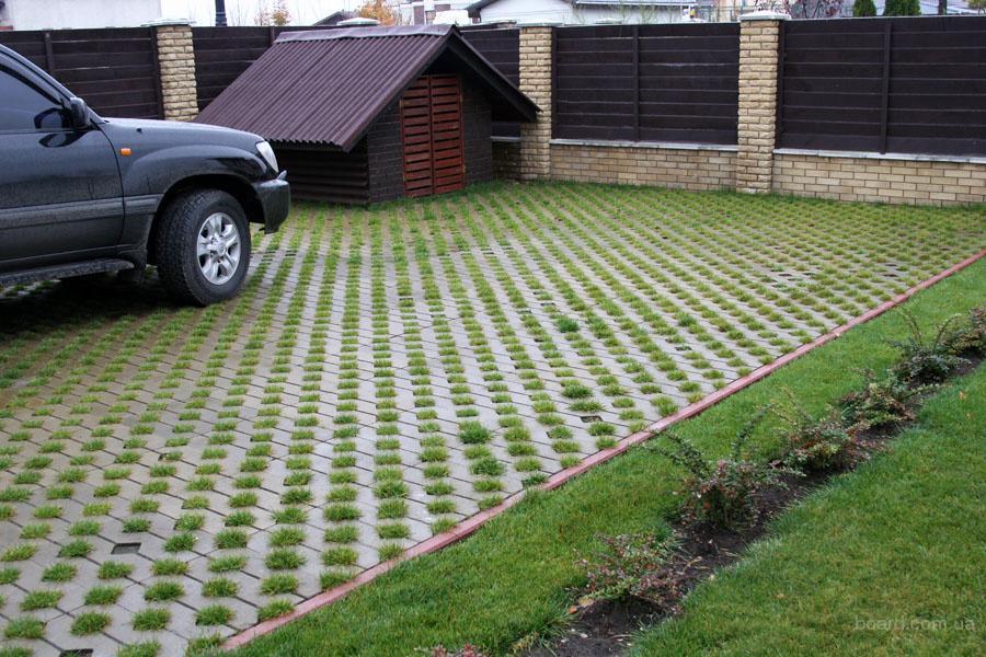 Как выбирать тротуарную плитку для парковки автомобиля: полезные рекомендации