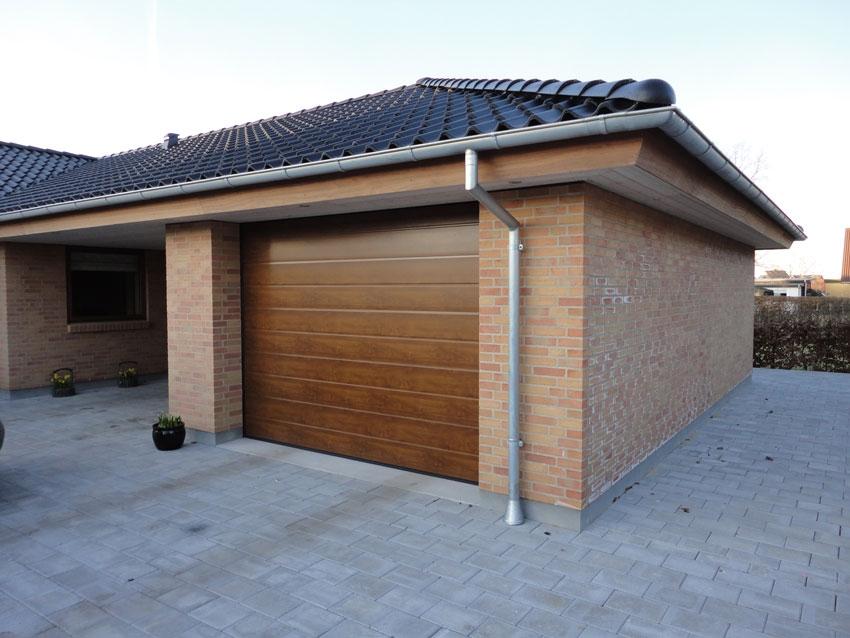 Секционные гаражные ворота – оптимальный выбор