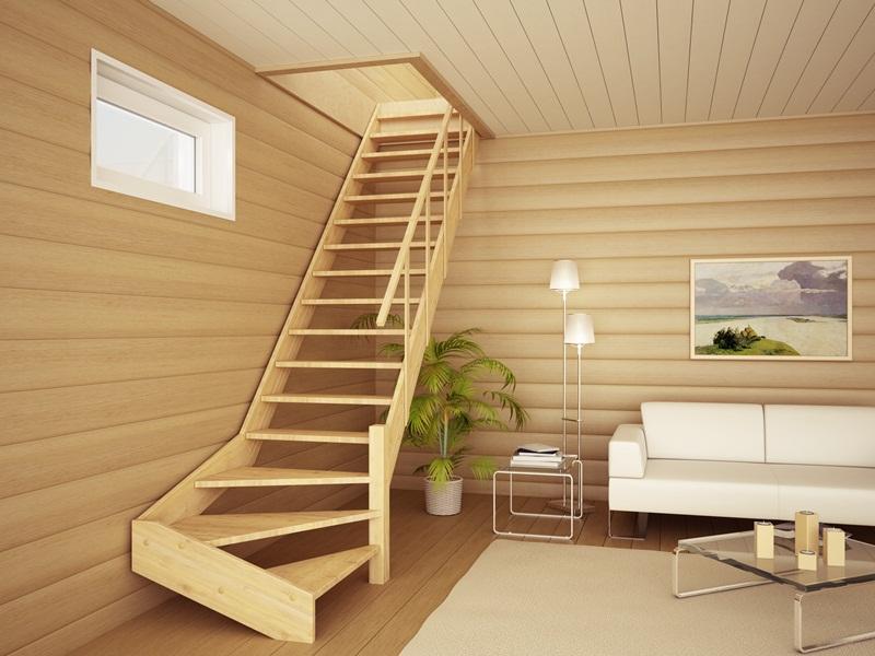 Какие типы лестниц по исполнению для домов предлагают современные производители?