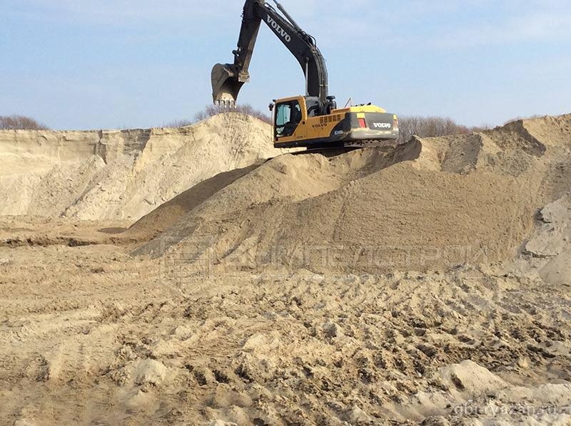 """Заказывайте речной песок высокого качества в компании """"Нерудснаб"""""""