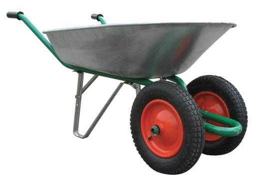 По какому принципу следует выбирать колеса для тележки?