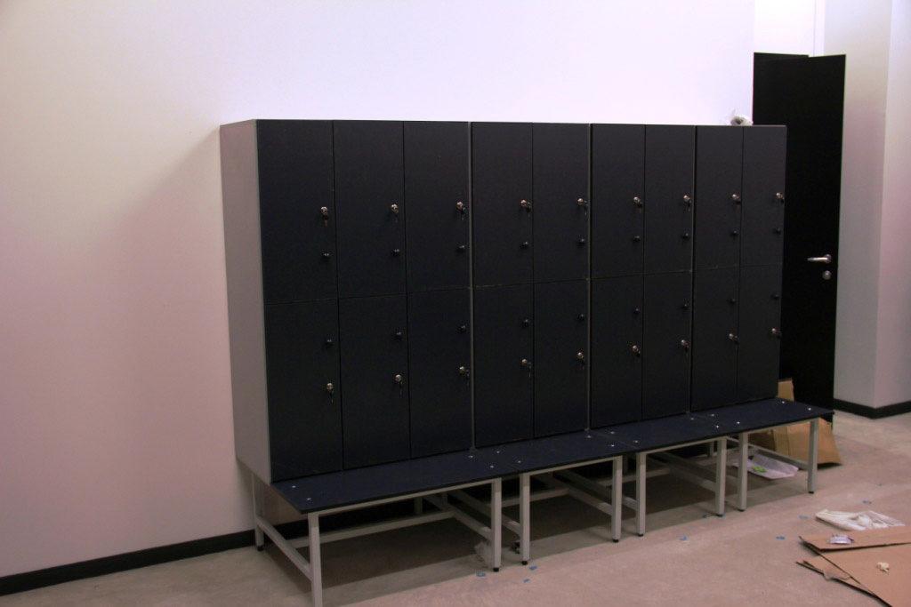Наиболее актуальные критерии выбора шкафа для раздевалки