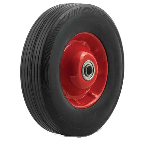 «Евроколеса» - широкий ассортимент колес для тележек с литой резиной