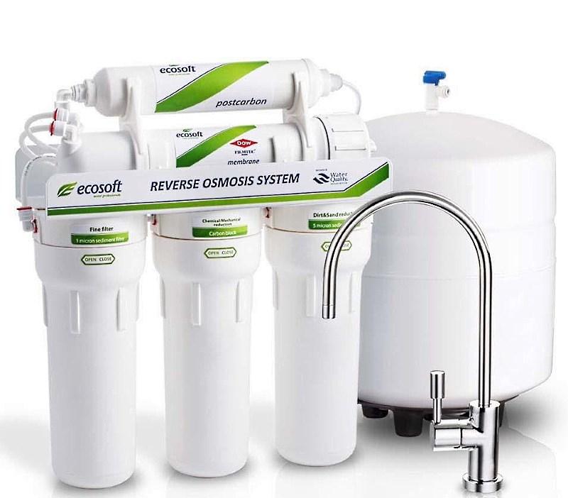 Как ухаживать за фильтрами для воды обратного осмоса