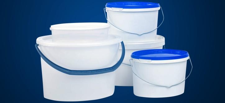 Пластиковые ведра как оптимальная упаковка для любой продукции
