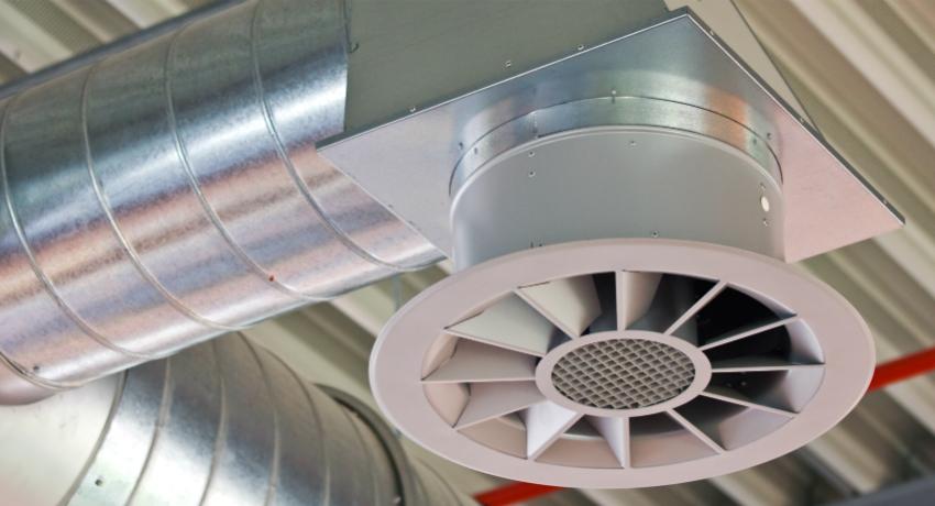 Чем отличаются и как работают промышленные вентиляторы для вытяжки