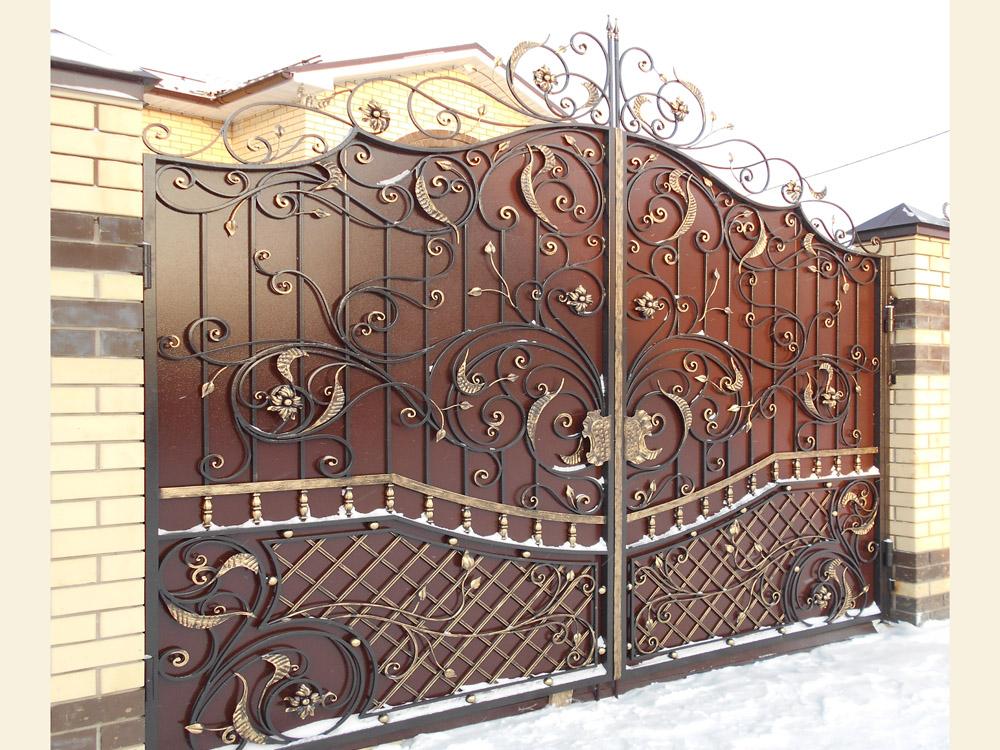 Ковка-Сити - художественная мастерская кованых изделий