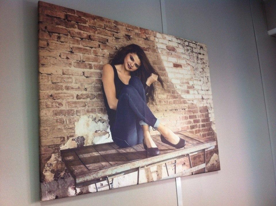 Печать фото на холсте - явные превосходства над обычными фотографиями