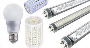 О достоинствах светодиодных ламп
