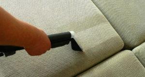 Преимущества химической чистки мягкой мебели