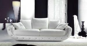 Как выбрать элитный диван