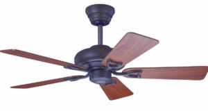 Люстра вентилятор: практичность и оригинальность