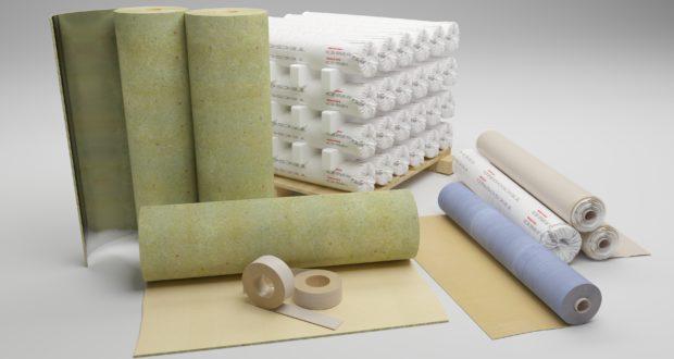 Популярные шумоизоляционные материалы