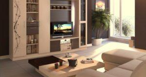 Как выбрать мебель в гостиную: 5 советов от мастеров «ОдесМебель»