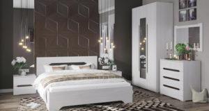 Качество и оригинальность оформления спальни
