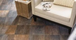 Преимущественные особенности применения виниловой плитки в собственном доме