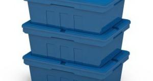 Преимущества современной складской пластиковой тары