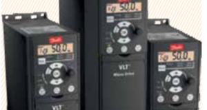 Преобразователи частоты мощностью 3 кВт
