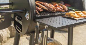 Гриль или барбекю на углях – практичное решение для частного дома и дачи