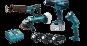Оборудование и инструменты MAKITA – приобретение запасных частей в интернете