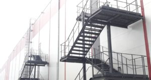 Пожарные лестницы и их особенности
