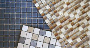Плитка-мозаика для кухонного фартука – практичное решение