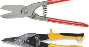 Особенности ножниц по металлу
